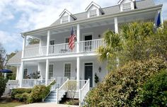 OldHouses.com - 1740 Southern Colonial - BEST VALUE IN THE HISTORIC DISTRICT NEAR THE COAST in Georgetown, South Carolina