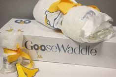 FREE goosewaddle blanket set $90 value. Only comes in pink, blue or white. Only 10 days left! Click the picture to enter!!! #giveaway