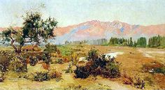 Art and paintings. Onofre, American Art, Natural, Google, Paintings, Beauty, Painting & Drawing, Art, Mountain Range