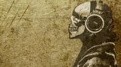 skull wallpaper desktop background imagem caveira6