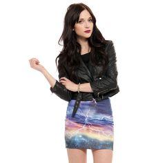 Mazie Galaxy Skirt