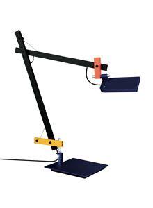 Artemide LoTek Table Lamp by Javier Mariscal