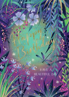 Happy Birthday Greetings Friends, Happy Birthday Pictures, Happy Birthday Messages, Happy Birthday Quotes, Birthday Blessings, Happy B Day, Illustration, York, Birthday Club