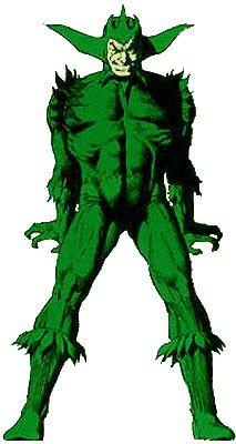 Plantman (Homme-Plante) / Samuel Smithers. Uncanny X-Men 22,23