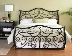 96 fantastiche immagini su camas iron furniture bedrooms e metal beds