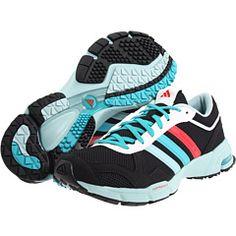 ADIDAS Marathon 10 running shoes. WANT.