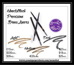 Moodstruck Precision Brow Liner Show your brows who's boss.