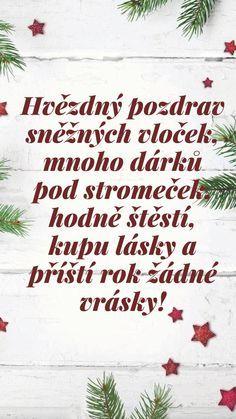 Vtipné vánoční přání