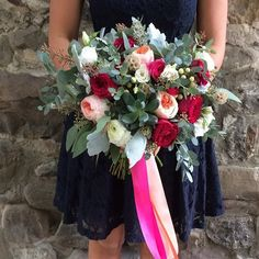 Creative florists at Green Petal have plenty of flower ideas for your big day. Find them on 2nd Avenue in Fernie, B.C