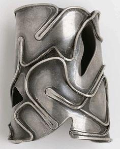 lovesands:  Art Smith, 'baker' bracelet, 1959