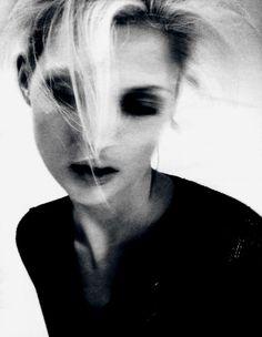 "Kate Moss | bySatoshi Saikusa _for""So Nonchalant""W April 1996"