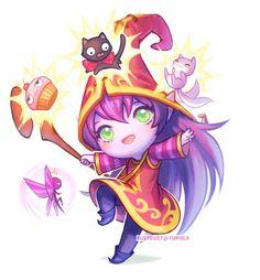 Lulu (League of Legends), Fanart | page 2 - Zerochan Anime Image Board