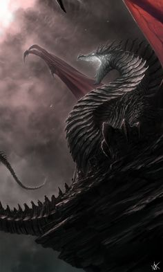 Nyrm - The Last Great Dragon by Peltskin.deviantart.com on @DeviantArt