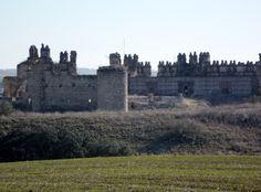NOVÉS (Toledo). Castillo de San Silvestre.