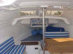 macgregor sailboat - maybe I do want to reupholster...