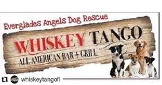 Credit to @whiskeytangofl    This Sunday help us bring AWARENESS for Everglades Angels Dog Rescue from 11am to 2pm! Stop by and see the adorable animals & support this amazing cause!  #awarenesevent #evergladesangelsdogrescue #whiskeytangofl #downtownhollywoodfl #giveback #rescuedogs     #HollywoodTapFL #HollywoodFL #HollywoodBeach #DowntownHollywood #HardRockHolly #Miami #FortLauderdale #FtLauderdale #Dania #Davie #DaniaBeach #Aventura #Hallandale #HallandaleBeach #PembrokePines  #Miramar…