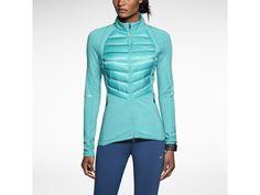 Nike Aeroloft Hybrid Chaqueta de running - Mujer Sports & Outdoors - Women's Running Gadgets - http://amzn.to/2kLC1Vf