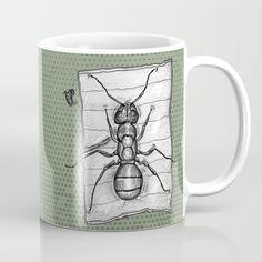 Ant Beach Mug