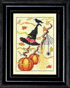 For the Witches of Salem by Bobbie G - Cross Stitch Kits & Patterns