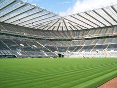 St James' Park, Newcastle United