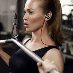 Wireless Sports Style Bluetooth Earphone Headphone Stereo Headset