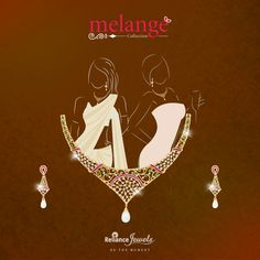 #DiamondCollection Shine like a Diamond Presenting  Mélange Collection Diamonds and gold are beautiful on their own but when they are blended together they become even more irresistible. Here's a collection that has a Classic fusion of diamonds, gold and our incredible craftsmanship, which is ideal for both traditional & western wear. Now, you can shine, at every occasion. www.reliancejewels.com Reliance Jewels Be The Moment #Reliance #RelianceJewels #Jewellery #Gold #Diamond #BeTheMomen