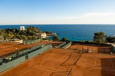 Tennis Court Bucket List - Play on the Elite Courts of Monte Carlo