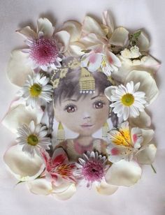 Our flowers in bloom Photomontage, Photoshop Pics, Online Photo Editing, St Therese, Art And Craft Design, Happy Mother S Day, Boutique Bows, Blooming Flowers, Photo Effects