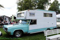 homemade camper