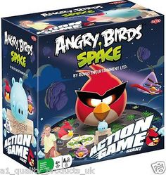 Angry #birds #space giant action game, #tactic board game, bnib rovio entertainme,  View more on the LINK: http://www.zeppy.io/product/gb/2/272061595783/