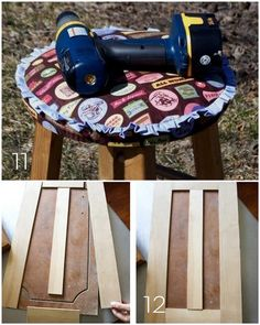 Roundup: 12 DIY Kitchen Tables, Islands, and Cupboards You C… – Table Ideas Vintage Kitchen Cabinets, Diy Cabinets, Kitchen Redo, Kitchen Cupboards, Home Decor Kitchen, Kitchen Furniture, Diy Furniture, Kitchen Tables, Kitchen Ideas