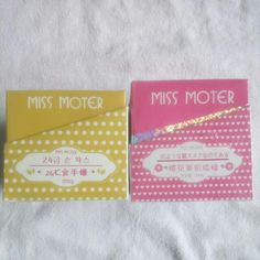 "Buy MISS MOTER in Singapore,Singapore. PRODUCT OF TAIWAN Buy any Matcha & Milk ""or"" Cherry Blossom Beauty ""WITH ""24K Gold Hand Wax Now only @S$30.00.  U. P:S$33.00 Chat to Buy"