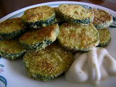 Chef Mommy: Fried Zucchini