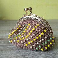 Coin Purse, Wallet, Purses, Shopping, Fashion, Handbags, Moda, Fashion Styles, Coin Purses