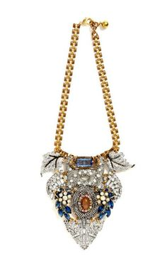 Lulu Frost One-Of-A-Kind 100 Year Necklace by Lulu Frost for Preorder on Moda Operandi