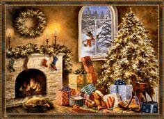 Mille idee perNatale: Cartoline di Natale