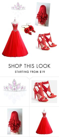 """Jasmine princess"" by angel-girl-2002 ❤ liked on Polyvore featuring Kate Marie and JustFab"