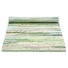 Trasmatta Green Mix 75 x 200 cm (Syster Lycklig)