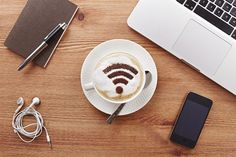 Find free Wi-Fi at  public and private businesses, and use various websites and smartphone apps to find and analayze its signal quality.