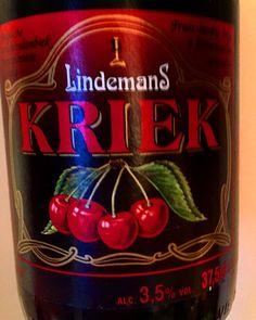 BEER TASTING OF THE MONTH - LINDEMANS KRIEK   Visionary - Brand Ambassador - Beer Lover & Location Scout   #beer #bier #beerlover #cerveza #pivo #piva #bierra #sommelier #beertasting #biere #bierprobe #locationscout #visionary #brandambassador #pils #lager #paleale #ale #brauerei #brew #brewery #belgian #belgianbeer #lindemans #lindemanskriek #kirschbier #flavouredbeer #fruitbeer #fruchtbier #beerporn