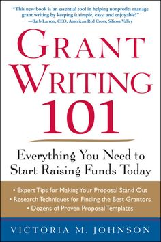 Grant Writing Tips on Pinterest | Grant Writing, Proposals and Tips