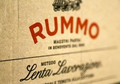 Spaghetti Rummo - simply the best italian pasta in the world.