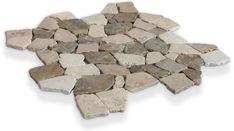 Products: Random Series Large Random Tiles - Island Stone: Pebble Tile