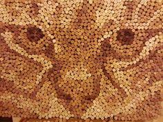 Wine Cork Art, Wine Cork Crafts, Wine Bottle Crafts, Bottle Art, Wine Corks, Wine Bottles, New Crafts, Summer Crafts, Cute Crafts
