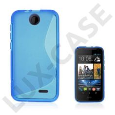Lagerlöf (Blue) HTC Desire 310 Cover Purple, Pink, Cover, Purple Stuff, Roses