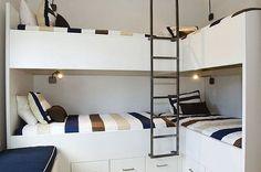 Decoración Dormitorios Infantiles Compartidos