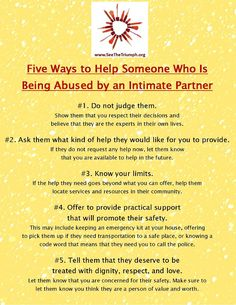 Strategies to prevent dating violence