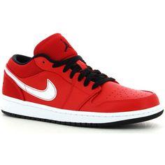 Kotnikove tenisky Nike Air 1 Low University Red 350x350 Nike Air b28b9b485f2