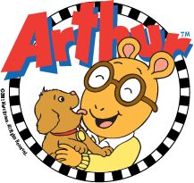 Arthur Children's Books Activities - by Marc Brown - Pin the Glasses on Arthur * Arthur Coloring Pages * Arthur Crafts * Birthday Cards * Birthday Invitations * Book Marks * Thank You Cards *