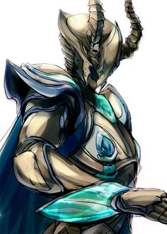 Legend Of Sanctuary Capricorn Shura